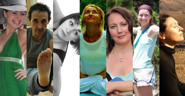 Преподаватели студии I Love Yoga в Одинцово