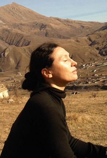 Булаева Ирина, преподаватель йога-студии I Love Yoga Одинцово