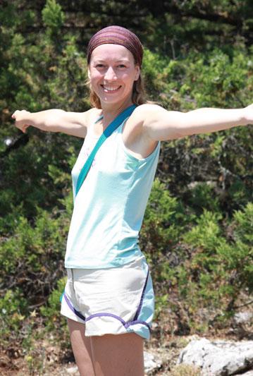 Белявская Надежда, преподаватель йога-студии I Love Yoga Одинцово